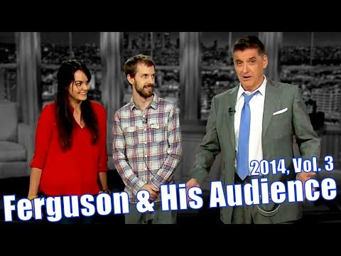 Craig Ferguson & His Audience, 2014 Edition, Vol. 3 Out Of 5