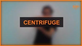 Centrifuge - FIN
