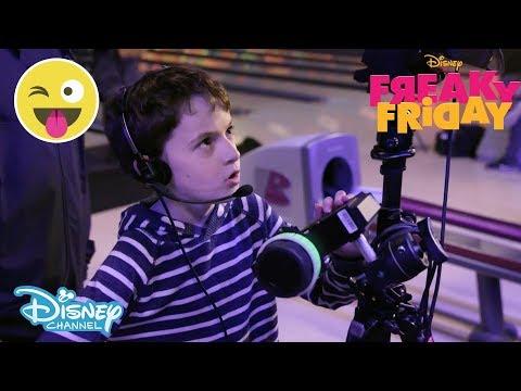 Freaky Friday | On Set with Jason - BTS