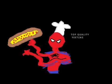 Spiderman 2 Pizza Theme Earrape Sped Up