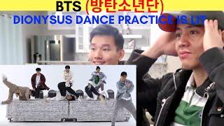 BTS | [CHOREOGRAPHY] BTS (방탄소년단) 2019 MMA 'Dionysus' Dance Practice | REACTIONS UNLIMITED