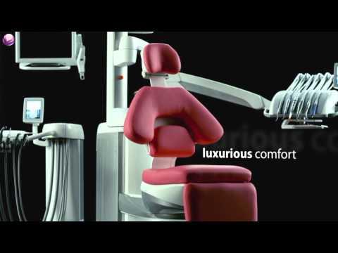 Planmeca Sovereign kimelkedően kénylemes fogorvosi szék a Lukács Dental Centerben