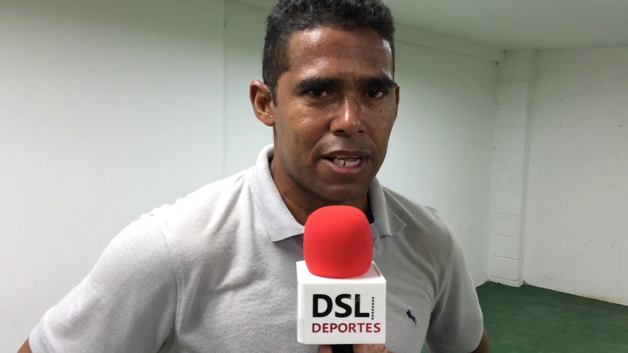 Yesid Trujillo Ex Jugador Del Cucuta Deportivo En Dsl Deportes Notcias Youtube