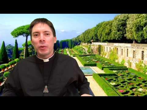 Set Goals,  Be Happy - Fr. Mark Goring, CC