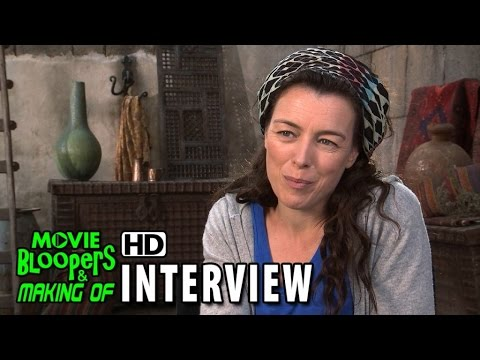 Seventh Son 2015 Behind the s Movie   Olivia Williams Mam Ward