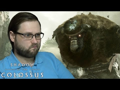 ОНИ ЖЕ НЕ ВИНОВАТЫ ► Shadow of the Colossus (PS4) #1