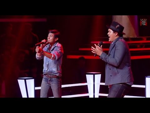 The Voice Thailand - หยก VS บิว - รุนแรงเหลือเกิน - 26 Oct 2014