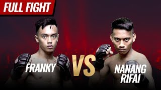 [HD] Franky VS Nanang Rifai || One Pride MMA FN #36