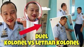 Perkelahian antara Kolonel Lek Andi Herwanto (Patun Seskoau) Dengan Letnan Kolonel Drg Siswanto