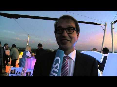 Talk in the City - Alexander Dobrindt im Interview