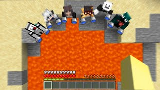 Download Minecraft Manhunt but if I Die the Hunters LOSE