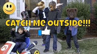 Catch Me Outside How Bow Dah Kid Friendly Version!