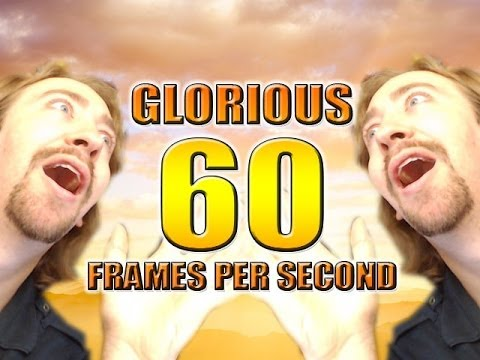 GLORIOUS 60 FPS: Maxmilian's Vow To High Quality Videos