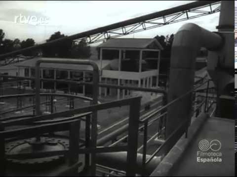 1959 f brica de la p lvora de murcia youtube for Jardin de la polvora murcia