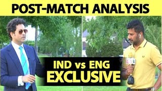 Download SACHIN EXCLUSIVE ON INDIA-ENGLAND: India Can Consider Jadeja in Place of Kedar | Vikrant Gupta CWC19 Mp3 and Videos