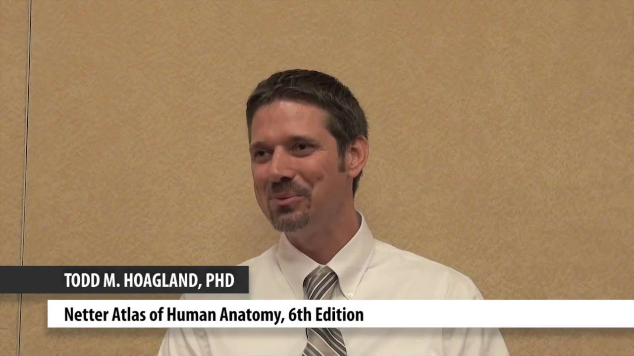 Todd Hoagland, PhD discusses Dr. Frank Netter\'s \