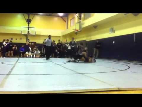 Information Tech Wrestling 15 sec pin