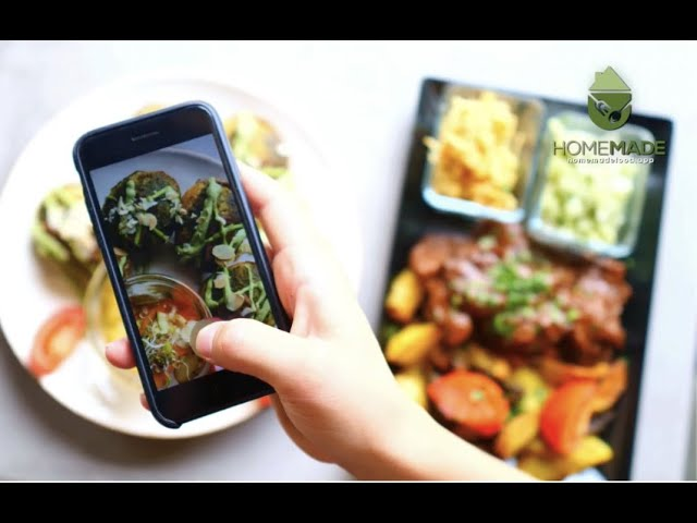 HomeMade Chef App | How To Get Started