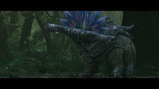 Game Avatar #3: Đánh boss khủng long đầu búa