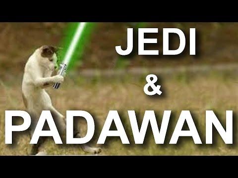 JEDI & PADAWAN - PAROLE D