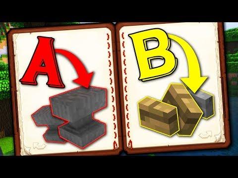 A come ANCORA QUESTA SERIE EPICA - Alfabeto in Minecraft 2 ITA A-H