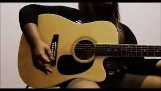 """Hey Mama"" | David Guetta ft. Nicki Minaj, Bebe Rexha, Afrojack | Ziara Jay Acoustic Cover"