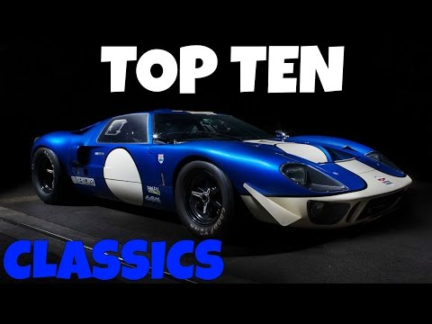 Top 10 Best Classics On Gran Turismo 6 [HSG Select]