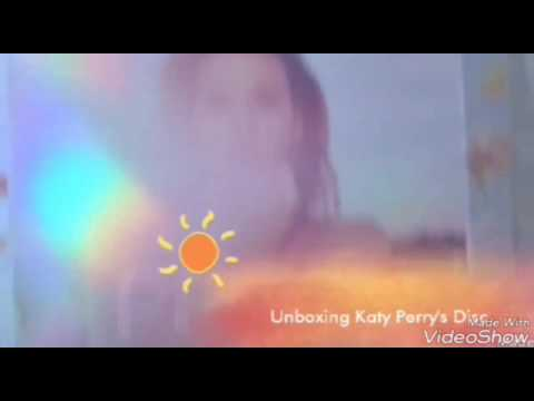 UNBOXING | Katy Perry / Prism (Deluxe Limited Edition)