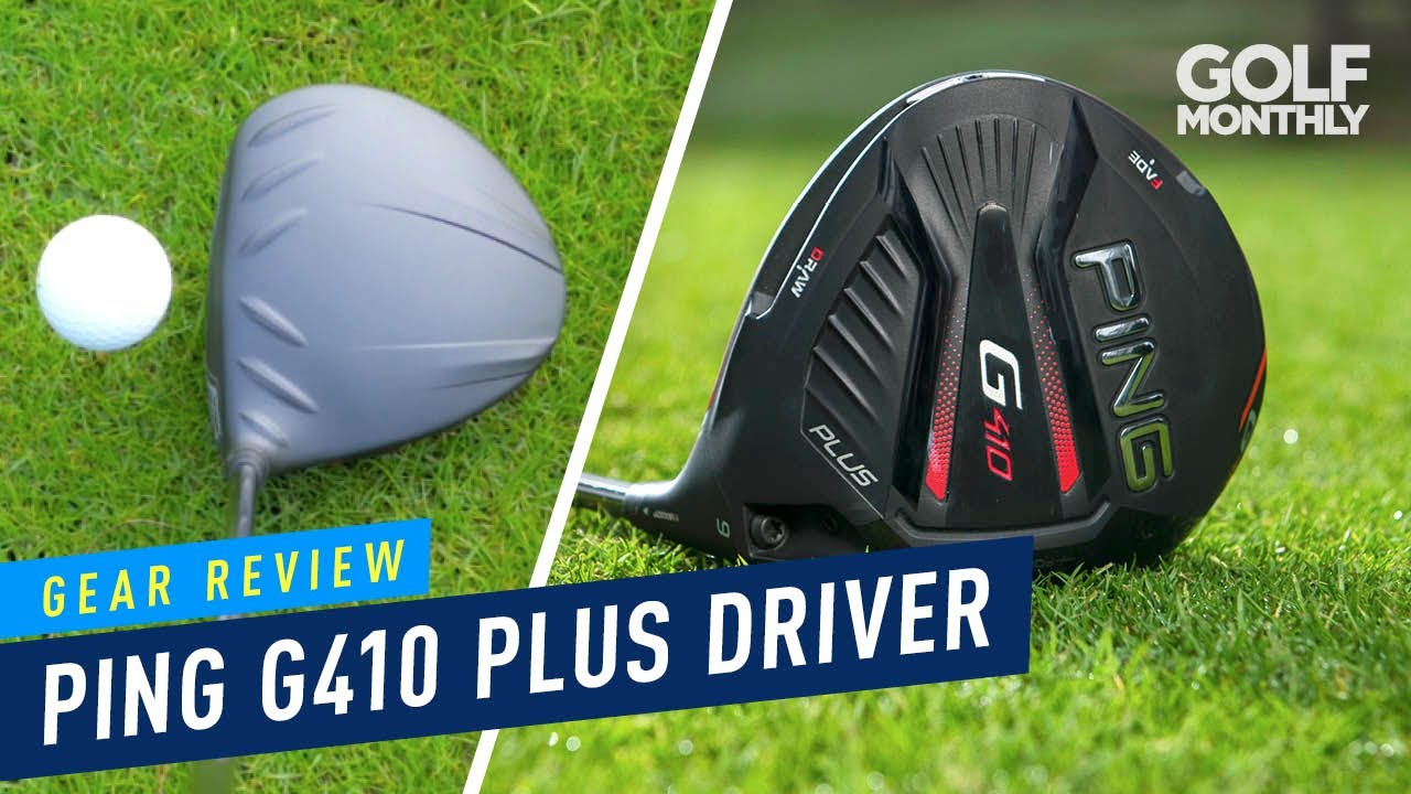 Ping g410 driver review