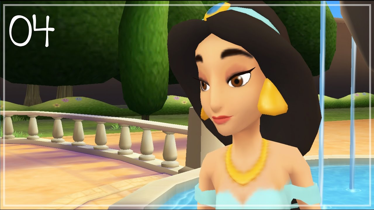 Disney princess enchanted journey wii belle
