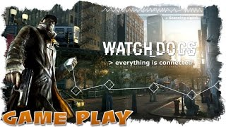 Watch Dogs - Lords Of The Wards  _Criminal Convoy // Fixer Contract - Side Mission Gameplay.