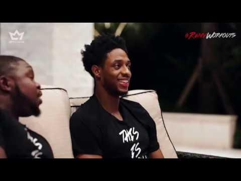 Remy Workouts Roundtable with Stanley Remy: Ep. 1 - Brandon Knight