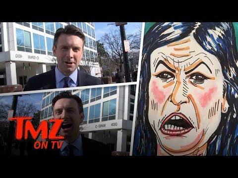 Josh Earnest Is Glad Jim Carrey's Caricature Isn't Of Him  TMZ TV