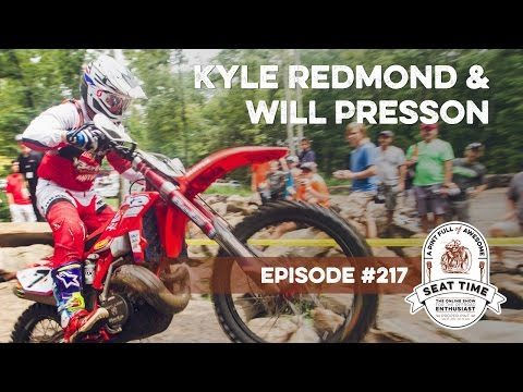 TKO Enduro and EX Preview Show : Kyle Redmond and Will Presson : #217
