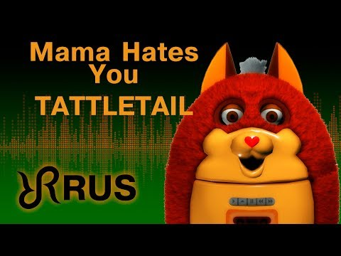 Tattletail [Mama Hates You] CK9C RUS song #cover