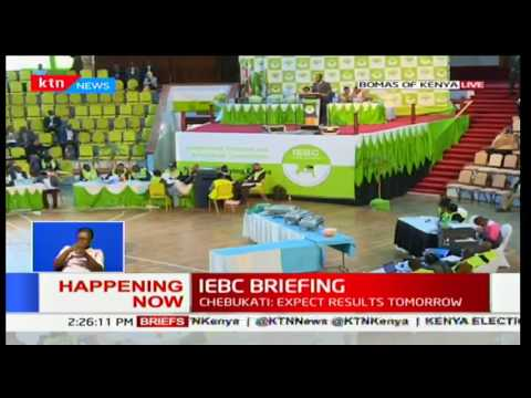 IEBC: Hacking attempt was made but was unsuccessful