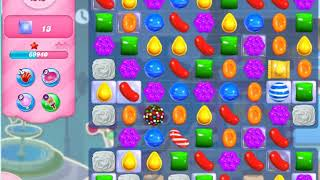 Candy Crush Saga   level 398 no boosters
