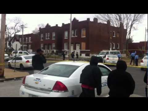 BREAKING!: St. Louis Police Department shoots and kills man after low speed chase.