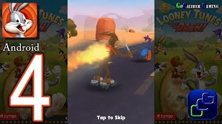 Looney Tunes Dash Android Walkthrough - Part 4 - Episode 2: Road Runner Rampage 23-30