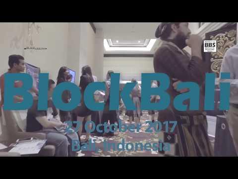 BLOCKBALI Blockchain Conference - Bali