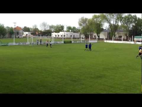 Club Atletico Roque Pérez vs Efil de Lobos - 4ª Div - gol 1-0
