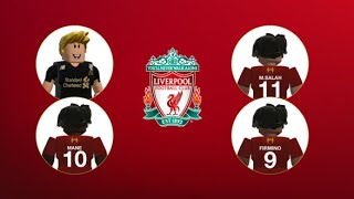 GET 11 FREE ROBLOX SHIRTS NOW [Liverpool Football Club Event]