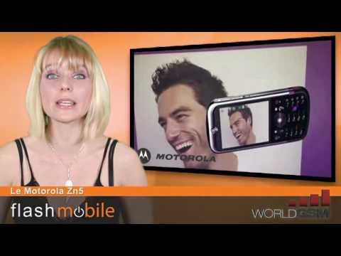 WORLDGSM : FLASHMOBILE : Le Motorola Zn5