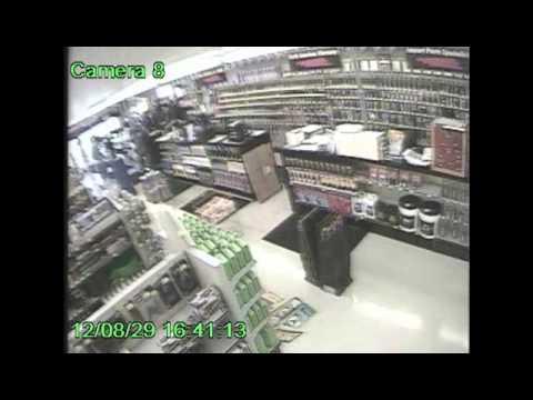 Bennett Auto Supply Robbery