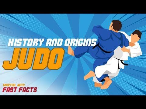 Martial Arts History & Origins - Judo