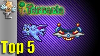 Terraria Top 5 Mounts   Terraria 1.3 Countdown