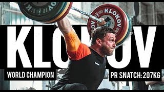 SNATCH TECHNIQUE with DMITRY KLOKOV (Full Seminar)