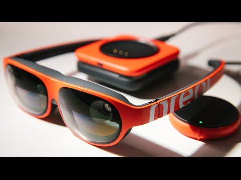 Nreal Augmented Reality Glasses Developer Kit Review!