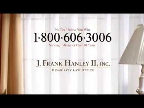 Social Security Disability Lawyer Indianapolis | J. Frank Hanley II, Inc.