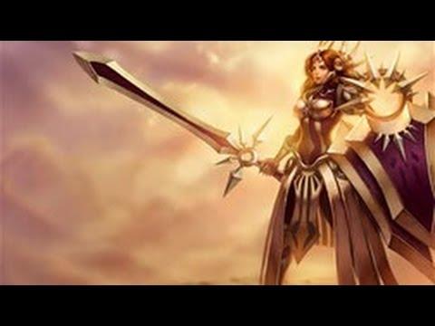 League of Legends (Deutsch) Meta of Troll ad Leona top/Brand jng